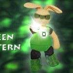 @ZackRabbit-greenlanternbunny