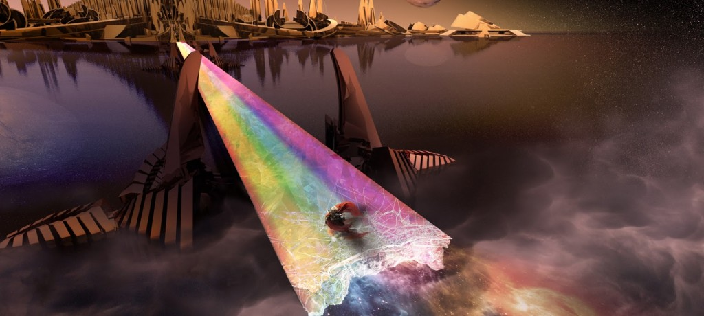 Thor Rainbow Bridge