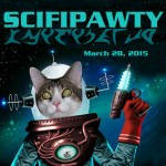 Do You Want To Help Out at #SCIFIpawty?
