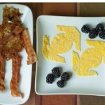Egg Tie Fighters & Chewie Bacon