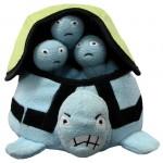 Tuff Turtle Puzzle Plush