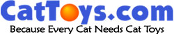 CatToys.com used code: BORIS for 15% Off