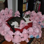 Pink Poodle Project or Toys for Tots Part 1