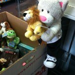 Kittehs Halping Kiddies or More Toys for More Tots Pt 3