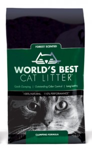 Forest Scented Cat litter