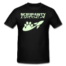 SCIFIpawty T-shirts Available Now
