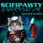 5th Annual SCIFIpawty iz Comin  (can u believe it haz been 5 years of #SCIFIpawty)