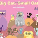 Booky Review: Big Cat, Small Cat by Ami Rubinger