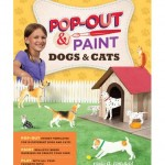 Cool Book: Pop-Out & Paint Dogs & Cats