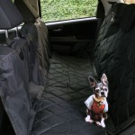 Devoted Doggy Rear Car Seat Cover #Review