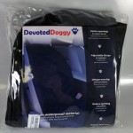 Devoted Doggy Front Car Seat Cover #Review