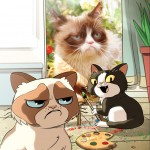 Grumpy Cat Just Gets Grumpier Check Out All the Covers For Her Comic