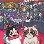 Grumpy Cat is Going to New York Comic Con #NYCC