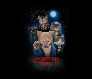 Stranger Fur Things