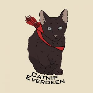 Catnip Everdeen T-Shirt