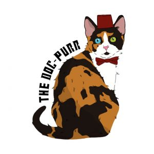 The Doc-Purr T-Shirt