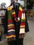 WIN Handmade 4th Doctor Scarf from @LadyGreyFox