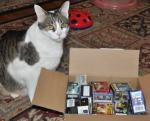 #SCIFIpawty Prizes Are Arriving Getting Ready to Pawty